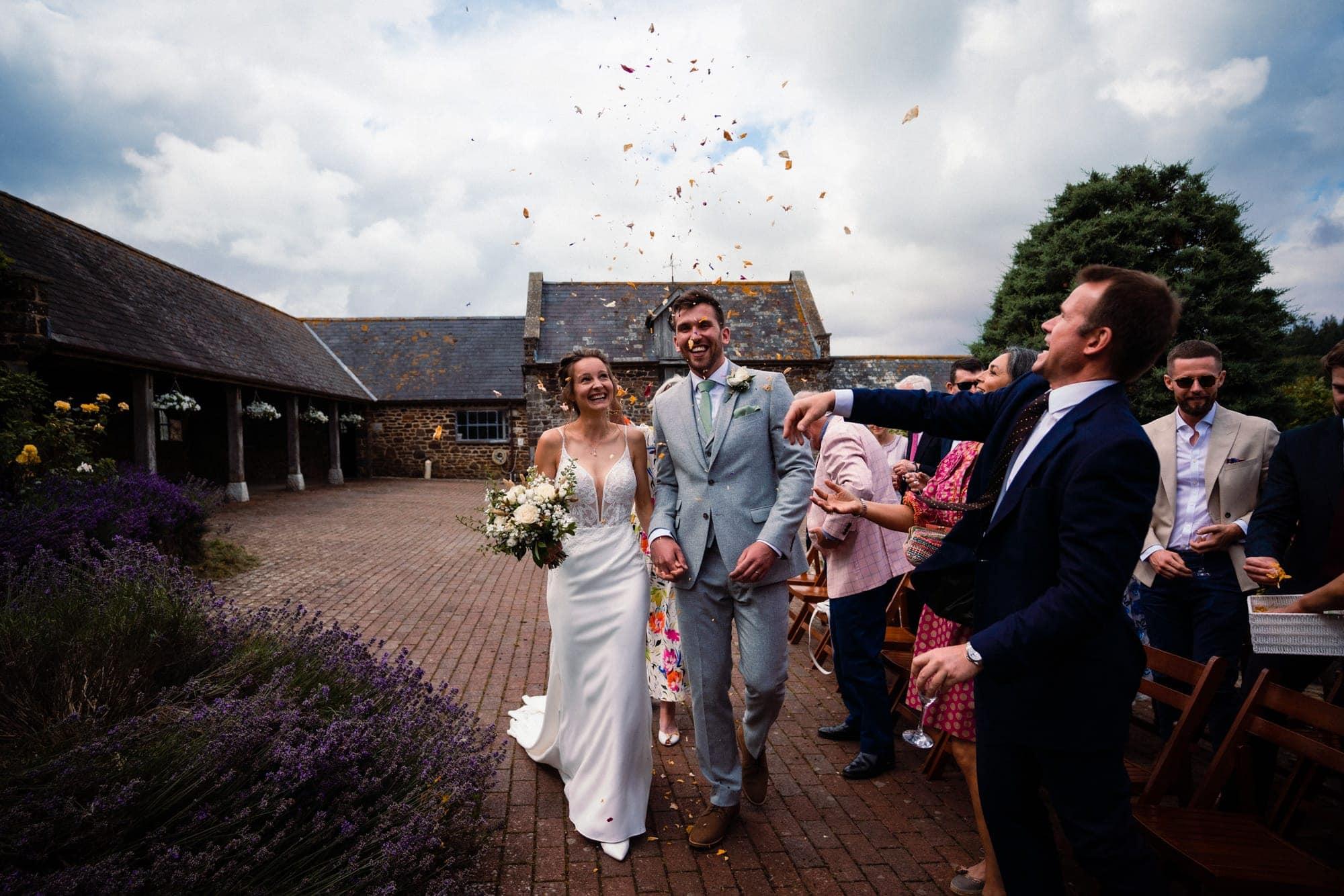 Dorset Farm Wedding